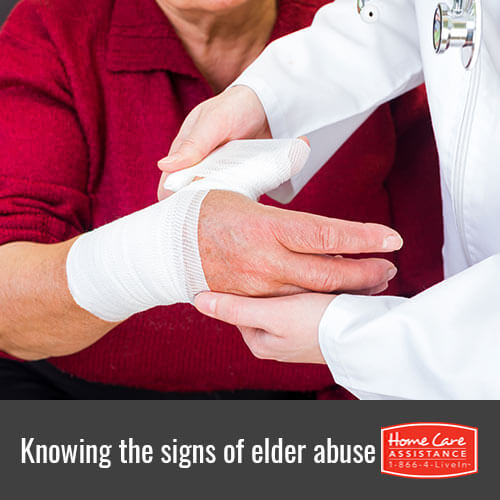 How to Tell if Your Loved One Is the Target of Elder Abuse in Rhode Island