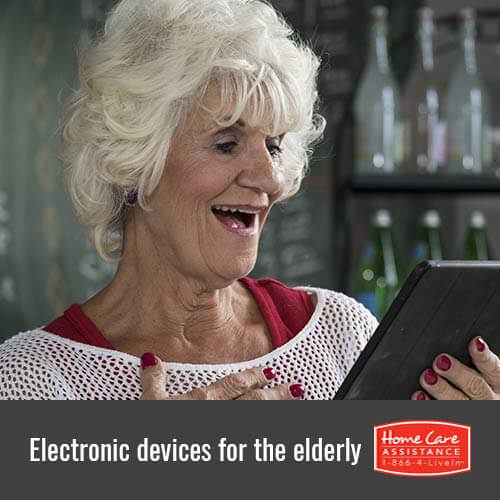 Useful Electronic Devices for Seniors in Rhode Island