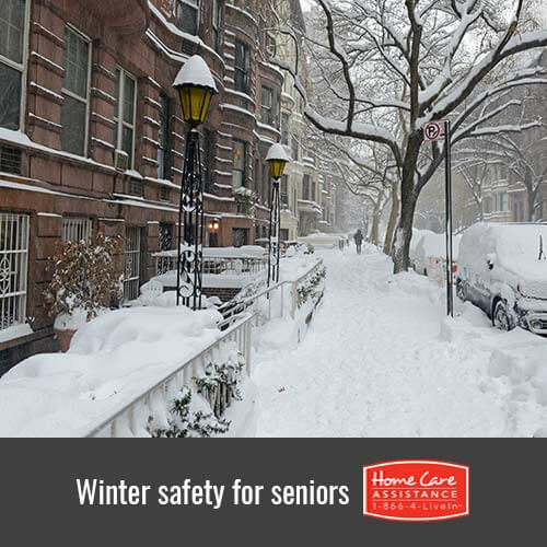 Keeping Seniors Safe During the Winter in Rhode Island