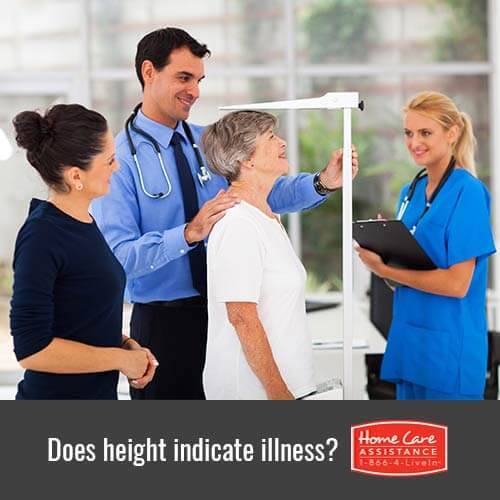 Can Height Determine the Likelihood of Illness in Rhode Island?