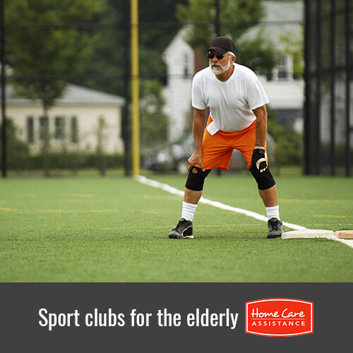 To keep your senior loved one in physical shape and boost his or her social skills, encourage him or her to join of these Rhode Island sports clubs