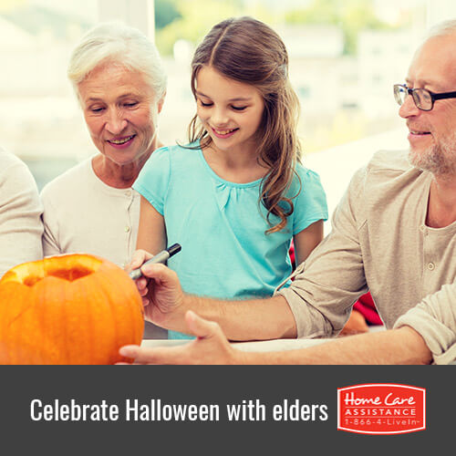 How to Enjoy Halloween with their Grandchild in Rhode Island, RI