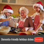 6 Dishes to Make with Seniors with Dementia on New Year's Day