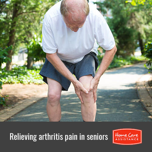 Ways to Relieve Arthritis Pain in Seniors This Winter in South Kingstown, RI
