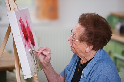 Wonderful Activities for Aging Adults with Poor Vision in Rhode Island, TN