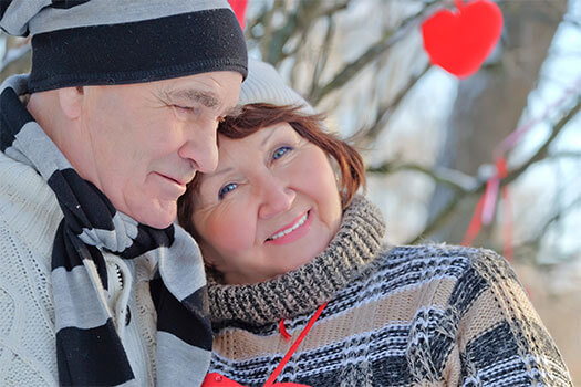 How to Celebrate Valentine's Day in the Senior Years in Rhode Island