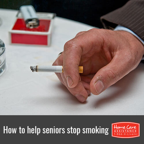 Helping Senior Loved Ones Quit Smoking