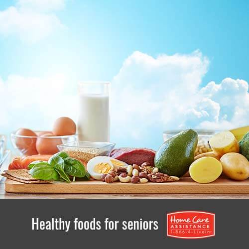 Healthy Foods for Seniors 65 and Up