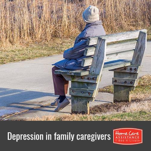 Depression in Caregivers of Terminal Parents in Rhode Island
