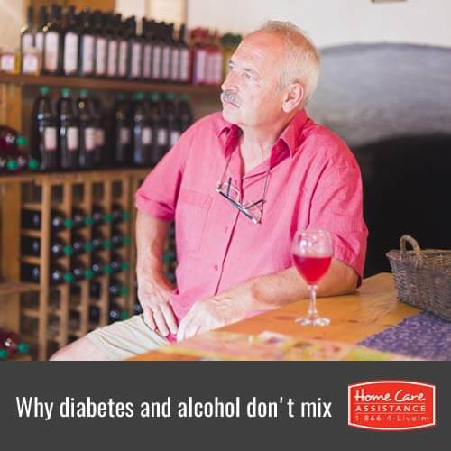 Why Seniors with Diabetes Should Avoid Alcohol in Rhode Island