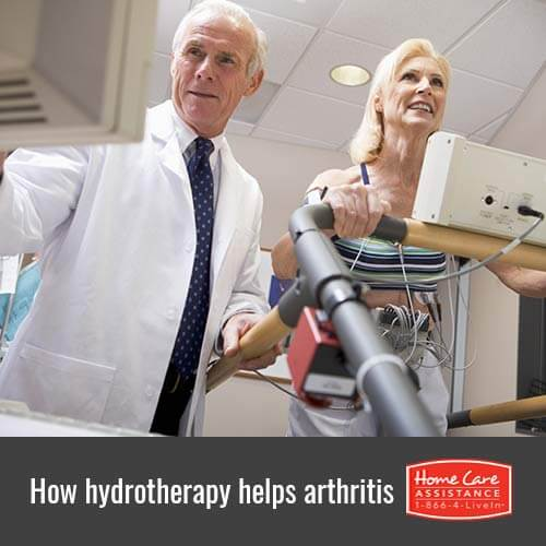 The Benefits of Hydrotherapy for Rhode Island Seniors with Arthritis