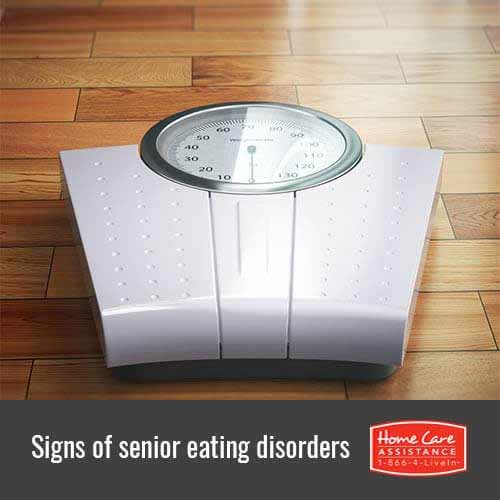 Telltale Signs of a Senior Eating Disorder in Rhode Island