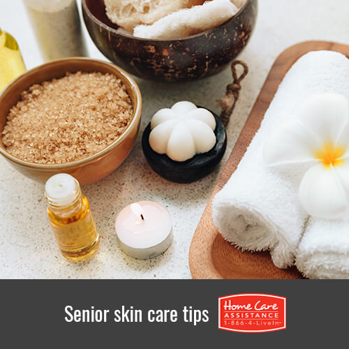 How to Help Seniors Maintain Healthy Skin Care in Rhode Island