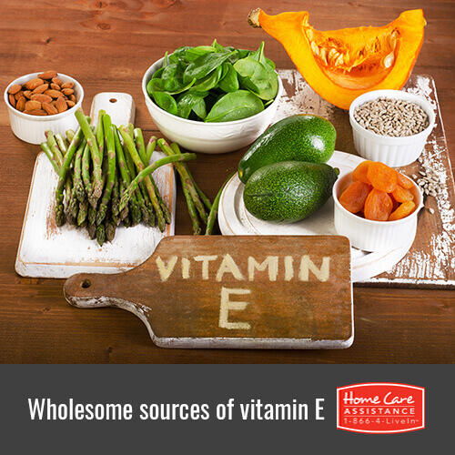 Healthy Sources of Vitamin E for Seniors in Rhode Island
