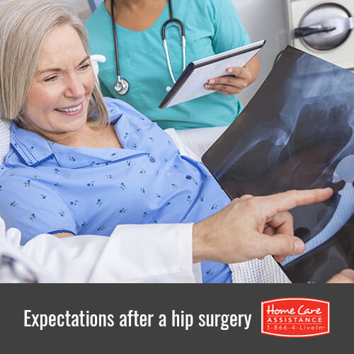 What to Expect After Your Senior Loved One Has a Hip Replacement Surgery in Rhode Island