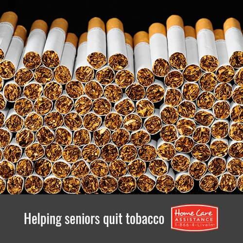 How to Help Seniors Quit Tobacco Products in Honor of No Tobacco Day in Rhode Island