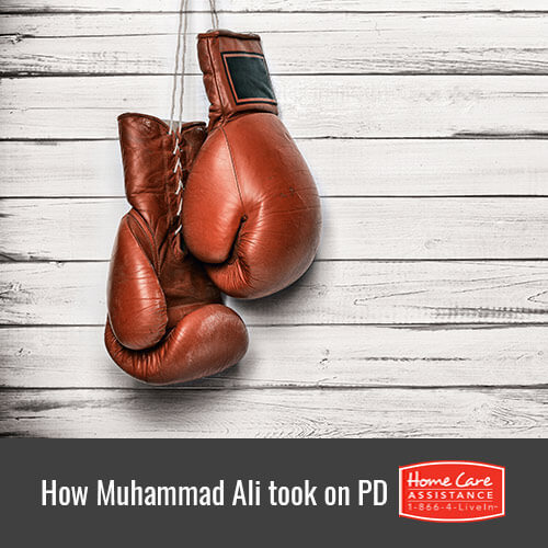 Inside Muhammad Ali's Struggle with Parkinson's Disease in Rhode Island
