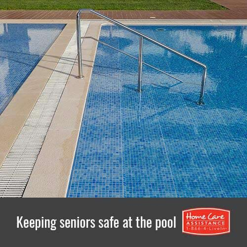 How to Keep Seniors Safe at the Pool in Rhode Island