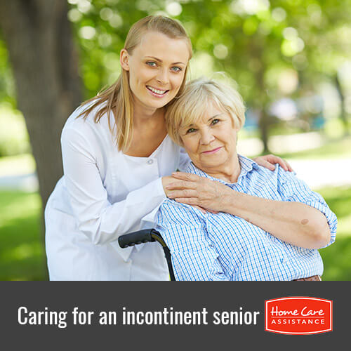 How to Take Care of an Incontinent Senior in South Kingstown, RI