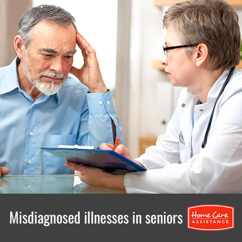 How Other Illnesses Can be Misdiagnosed as Alzheimer's in Seniors in South Kingstown, RI