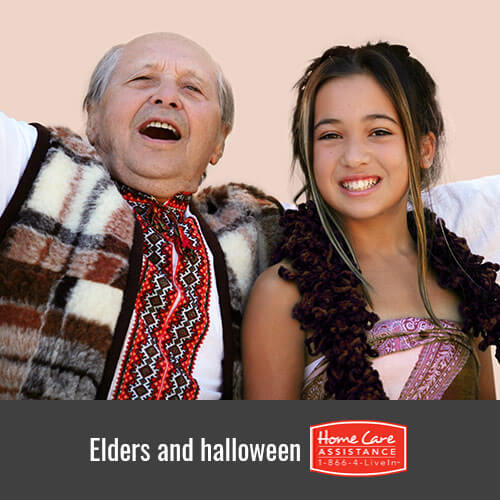 Ways For Elderly With Physical Disabilities To Play Halloween Games in South Kingstown, RI