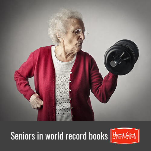 5 Seniors Who Are in the Guinness Book of World Records in South Kingstown, RI