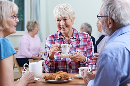 How to Create New Friendships Past 65 in Rhode Island, TN