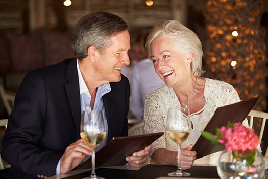Dating in the Senior Years Is Different in Rhode Island, TN
