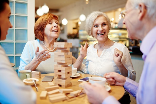 Best Group Activities for Seniors in Rhode Island