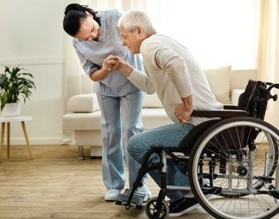 Causes of Loss of Mobility in Senior in Rhode Island