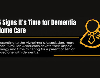 Signs Your Elderly Loved One Needs Dementia Home Care