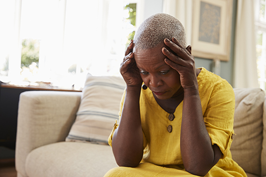 Mental Health Issues Seniors Face Most Frequently in Rhode Island