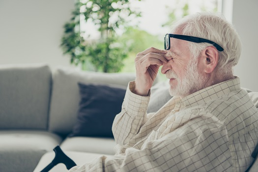 Effects of Parkinson's Disease on Eyesight in Rhode Island