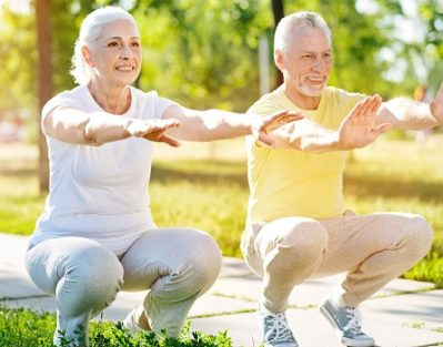 Exercises that Can Boost Health in Seniors in Rhode Island